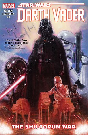 Star Wars: Darth Vader, Vol. 3: The Shu-Torun War