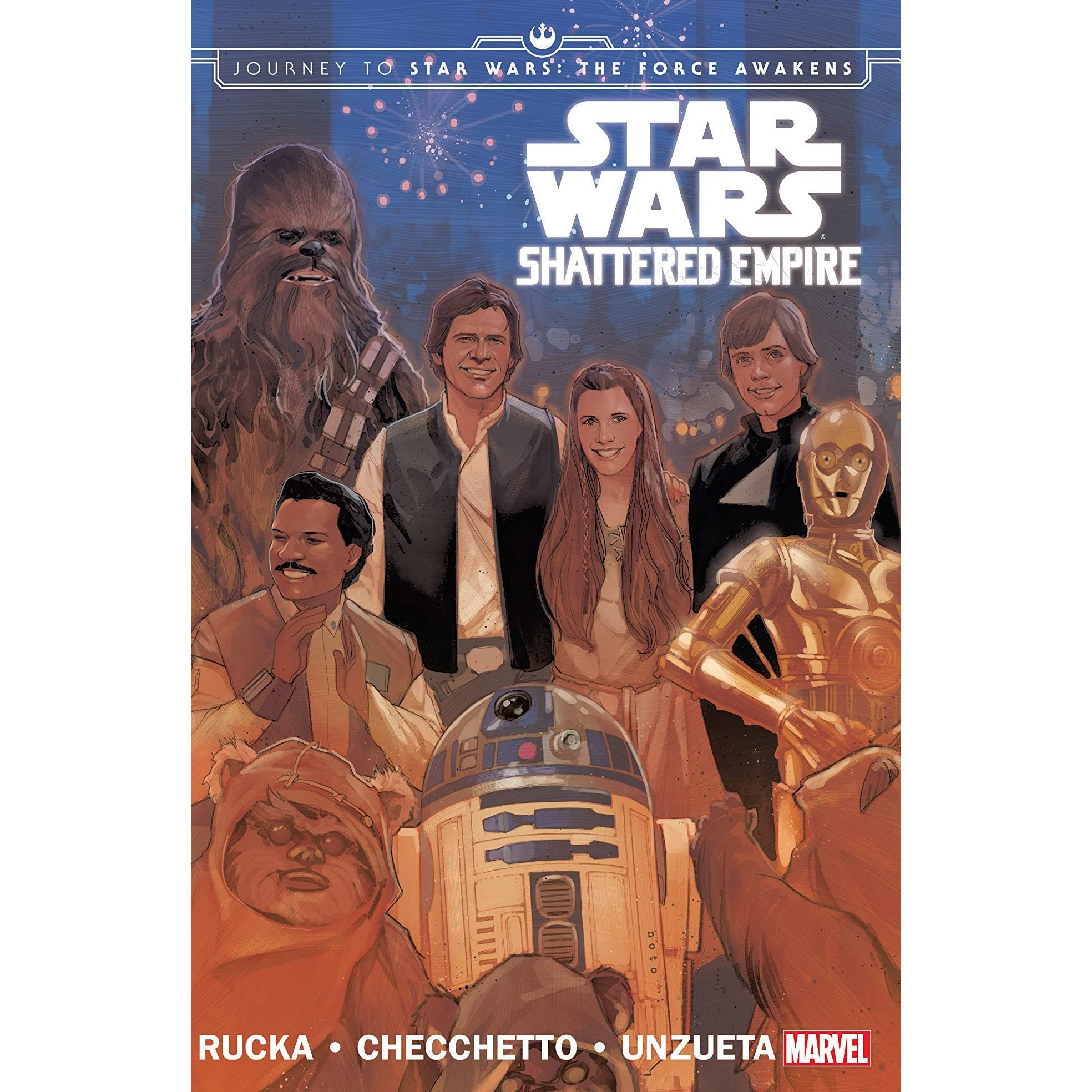 Shattered empire by greg rucka fandeluxe Gallery