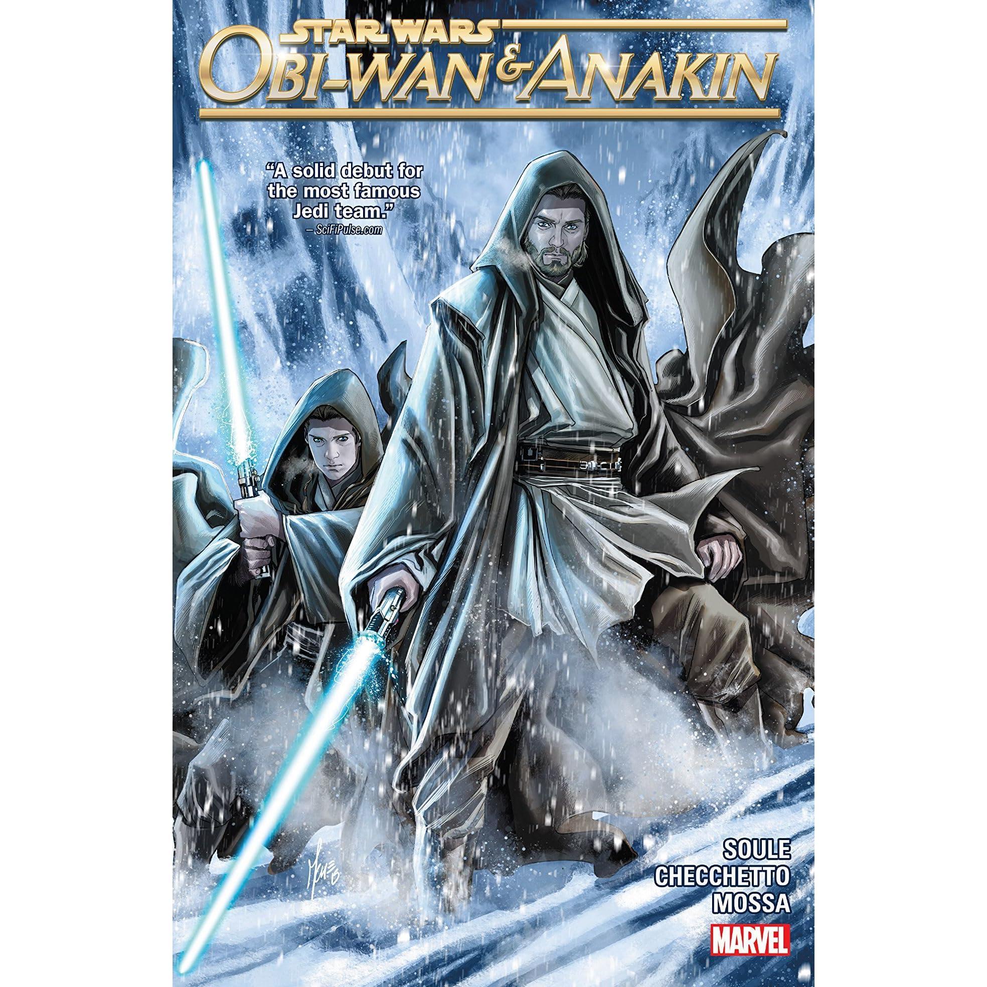Star Wars Obi Wan Anakin By Charles Soule