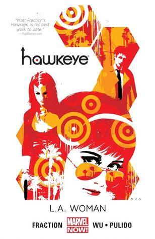 Hawkeye, Volume 3 by Matt Fraction