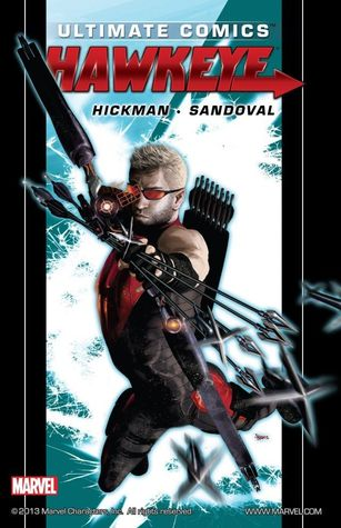 Ultimate Comics: Hawkeye