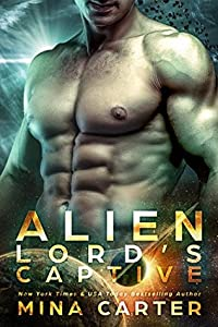 Alien Lord's Captive (Warriors of the Lathar, #1)