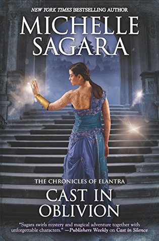Book Review: Cast in Oblivion by Michelle Sagara