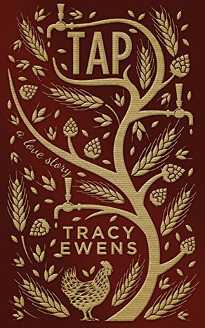 Tap -  A Love Story by Tracy Ewens