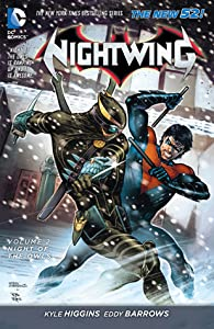 Nightwing, Volume 2: Night of the Owls