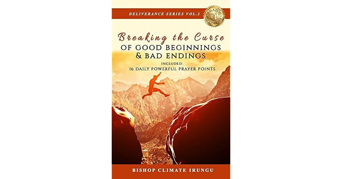 Prayer: Breaking the Curse of Good Beginnings & Bad Endings | 16