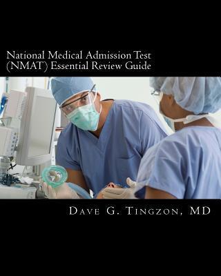 National Medical Admission Test Dave G Tingzon