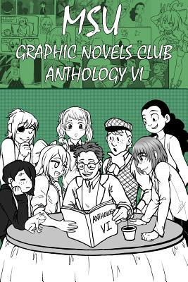 Msu Graphic Novels Club Anthology 6