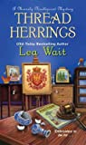 Thread Herrings (Mainely Needlepoint, #7) audiobook review