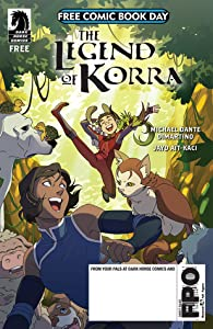 The Legend of Korra: Lost Pets (Free Comic Book Day 2018)
