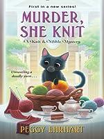 Murder, She Knit (A Knit & Nibble Mystery #1)  (ebook)