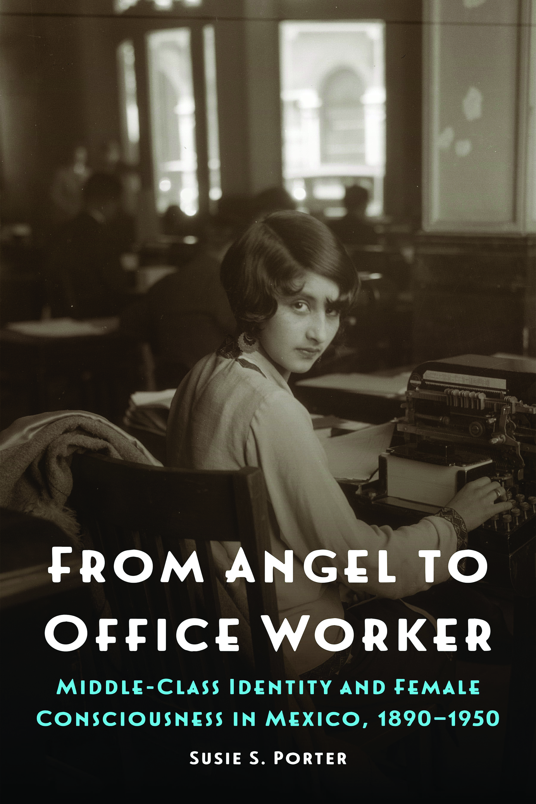 From Angel to Office Worker- Mid
