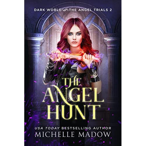The Angel Hunt by Michelle Madow