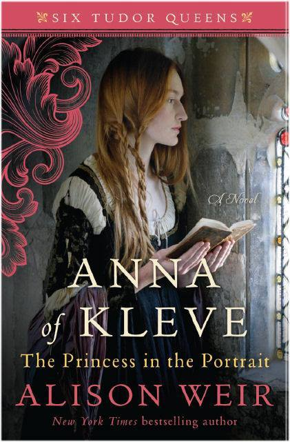 Anna of Kleve, the Princess in - Alison Weir