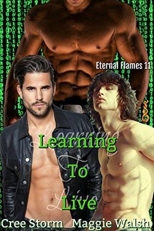 Learning To Live (Eternal Flames #11)