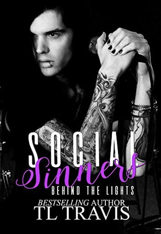 Behind the Lights by T.L. Travis