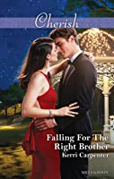 Falling For The Right Brother (Saved by the Blog Book 1)