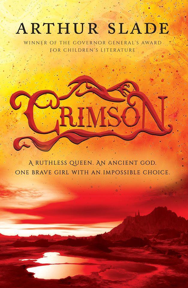 Crimson  by  Arthur Slade