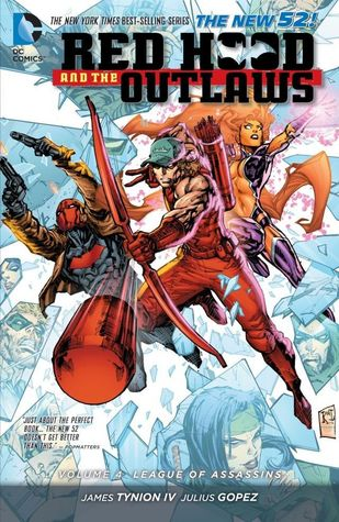 Red Hood and the Outlaws, Volume 4: League of Assasins