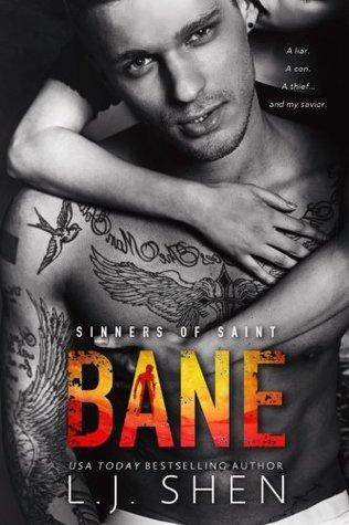 Bane (Sinners of Saint, #4)