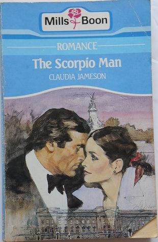 The Scorpio Man by Claudia Jameson