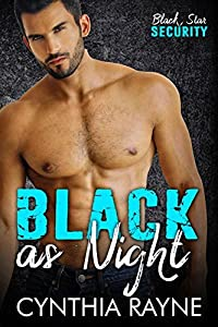 Black as Night (Black Star Security, #4)