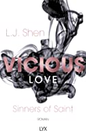 Vicious Love (Sinners of Saint, #1)