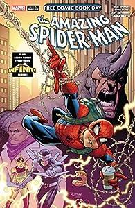 FCBD 2018: Amazing Spider-Man/Guardians of the Galaxy #1