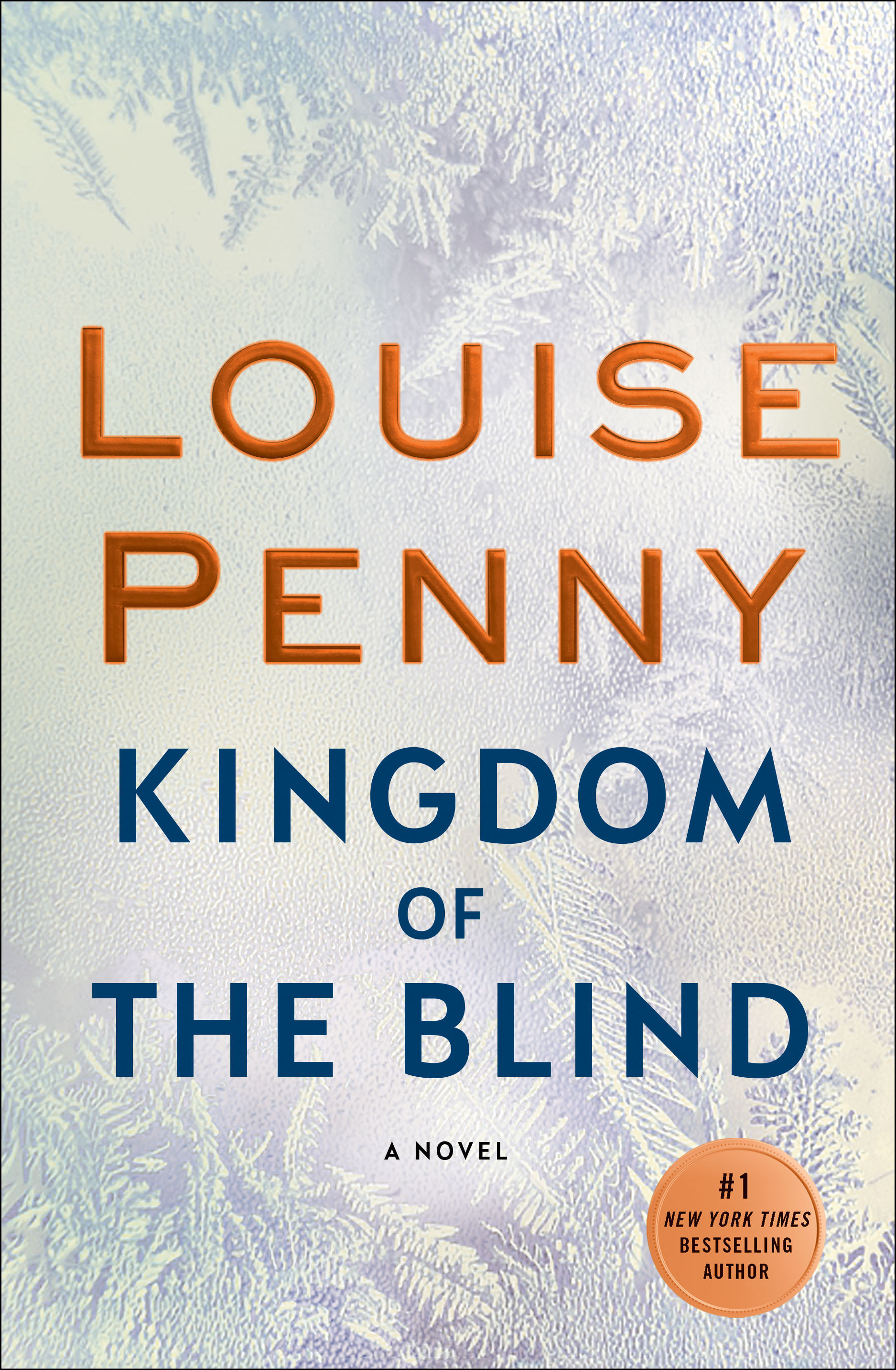 #14 Kingdom of the Blind  A Chief I - Louise Penny