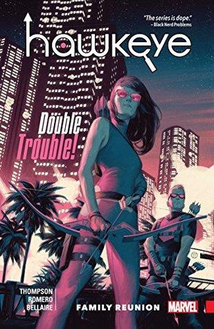 Hawkeye by Kelly Thompson