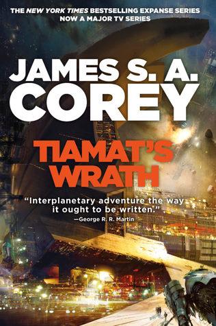 Goodreads | Tiamat's Wrath (The Expanse, #8)