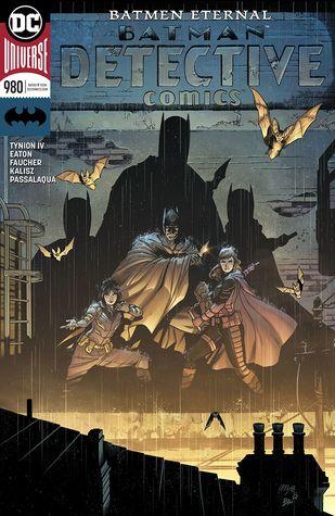 Detective Comics (2016-) #980