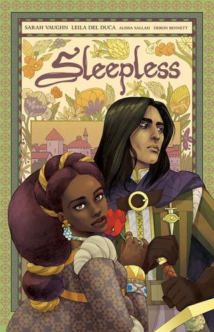 Sleepless, Vol. 1 by Sarah Vaughn