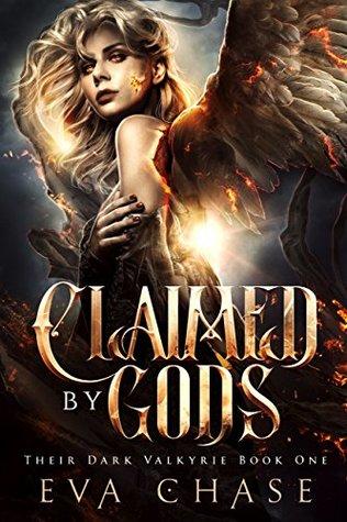 Claimed by Gods (Their Dark Valkyrie #1)