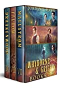 Whyborne and Griffin Box Sets, Books 7-9: Maelstrom, Fallow, and Draakenwood