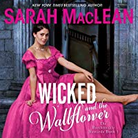 Wicked and the Wallflower (The Bareknuckle Bastards #1)