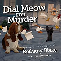 Dial Meow for Murder (Lucky Paws Petsitting Mystery)