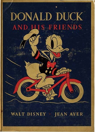 """Heath and Company Book /""""Donald Duck and his Friends/"""" 1939"""