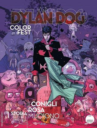 Dylan Dog Color Fest n. 25: I conigli rosa muoiono