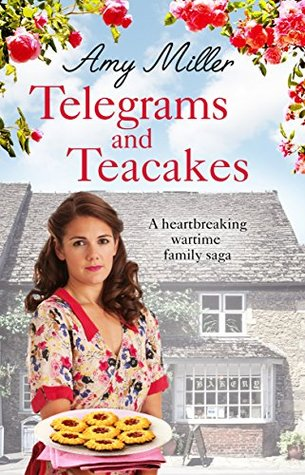 Telegrams and Teacakes (Wartime Bakery #3)