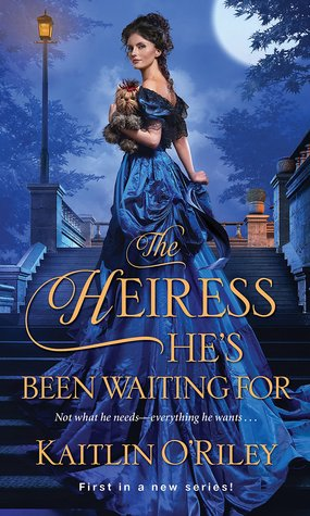 The Heiress He's Been Waiting For (Hamilton Cousins, #1)