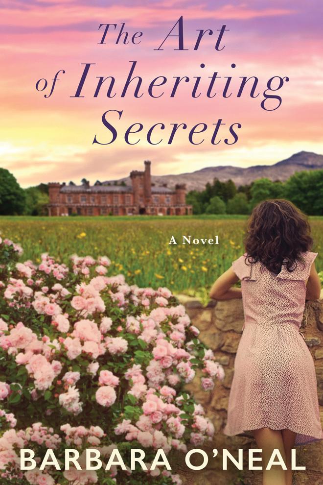 The Art of Inheriting Secrets by Barbara O'Neal