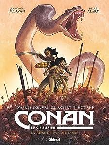 La Reine de la côte noire (Conan le Cimmérien, #1)