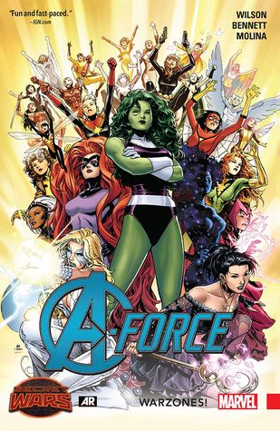 A-Force: Warzones!