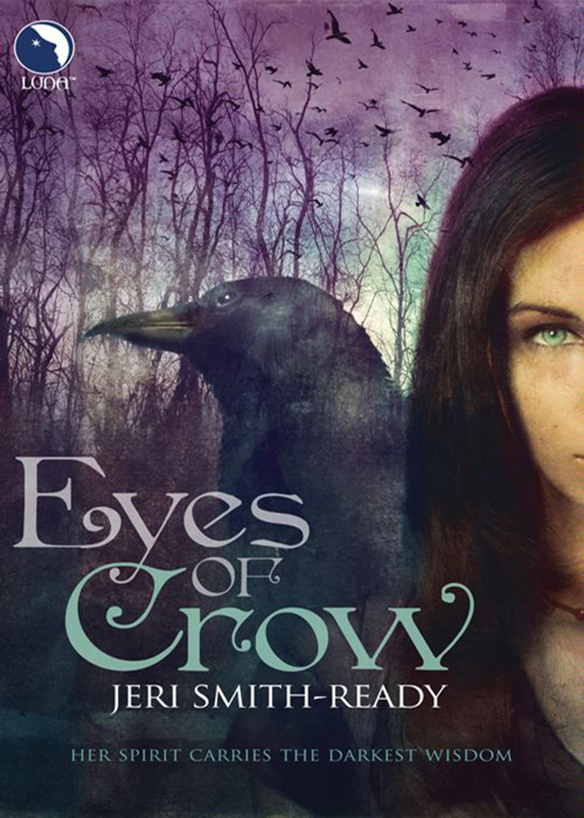 Eyes Of Crow Jeri Smith-Ready
