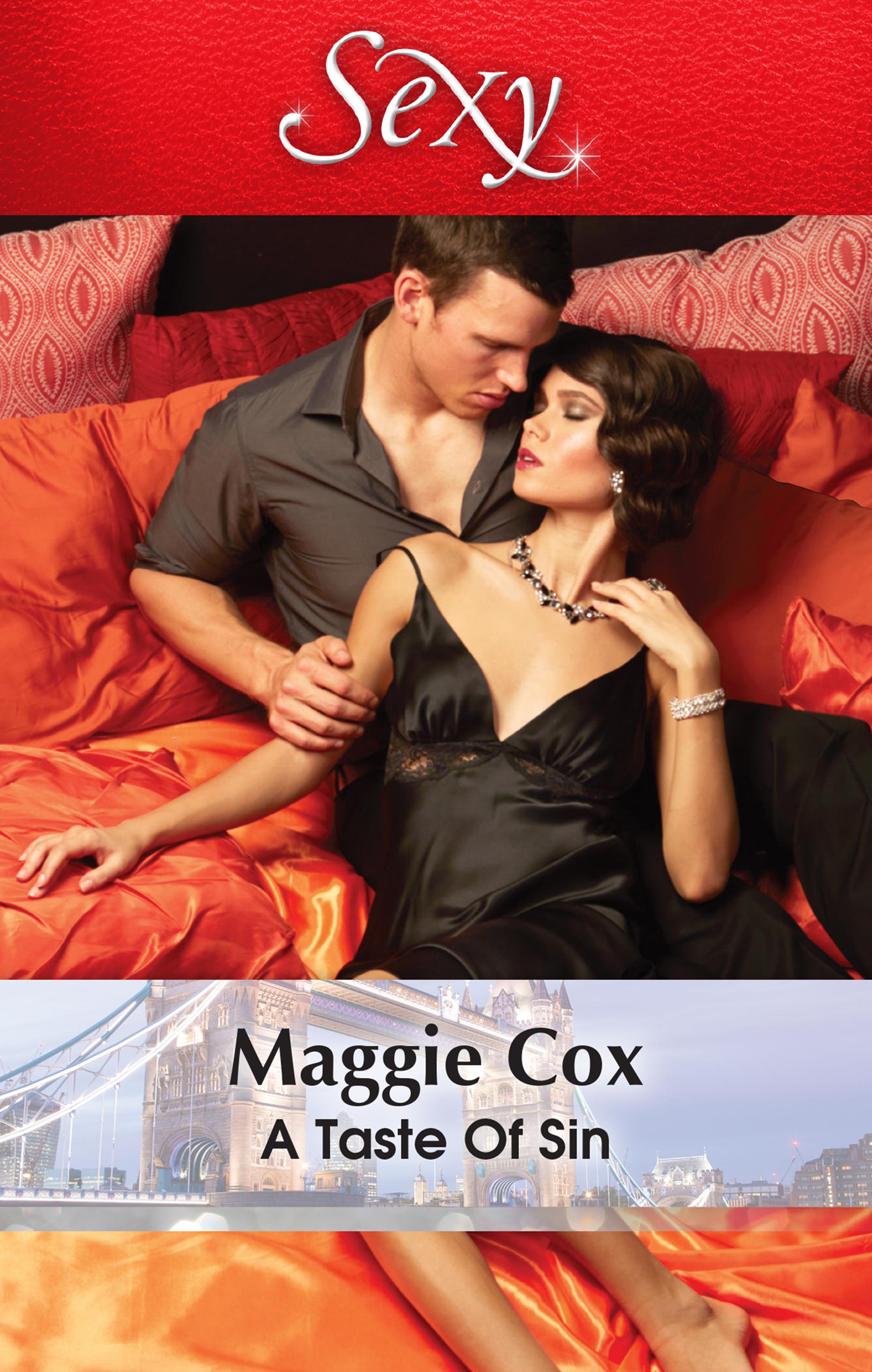 A Taste Of Sin Maggie Cox
