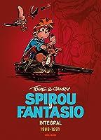 Spirou y Fantasio, Integral 15. 1988-1991