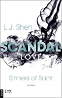 Scandal Love (Sinners of Saint 3)