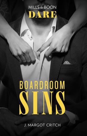 Boardroom Sins (Sin City Brotherhood, #1)
