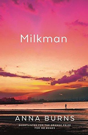 Milkman by Anna Burns